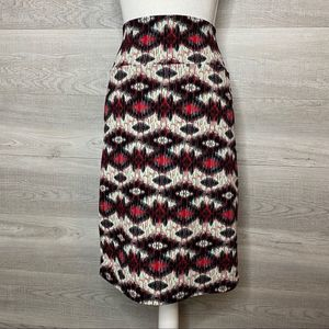 Mint Pink Black Pencil Skirt Medium by LuLaRoe